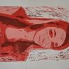 Selbstporträts als Mehrfarben-Linolschnitt_12