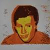 Selbstporträts als Mehrfarben-Linolschnitt_2